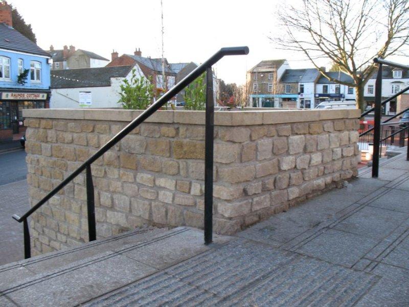Clipsham Stone Wall